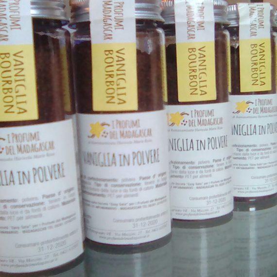 Vaniglia (Bourbon quality) - Polvere