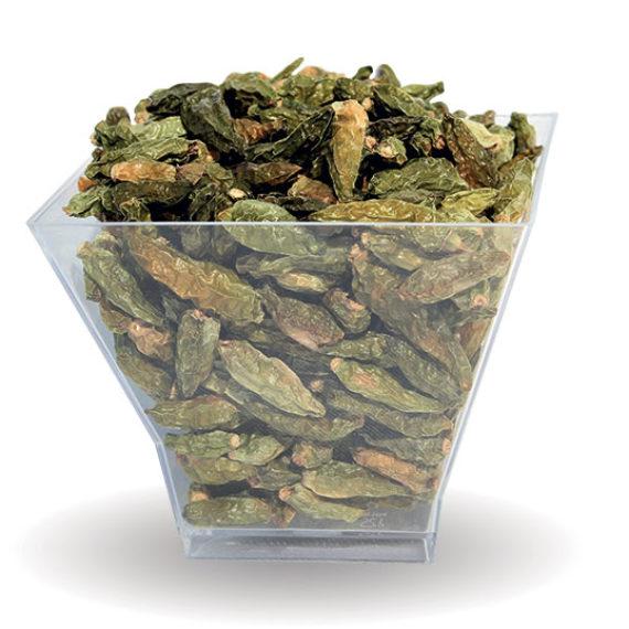 Peperoncino verde (Pili pili vert)