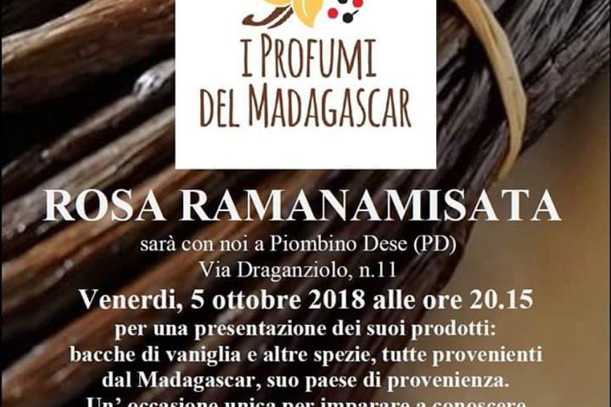 SERATA SULLA VANIGLIA BOURBON E LE SPEZIE DEL MADAGASCAR