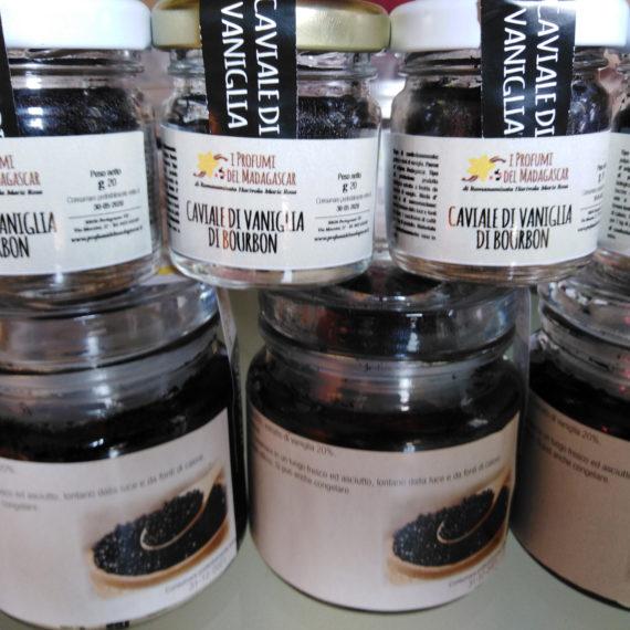 Vaniglia (Bourbon quality) - Caviale